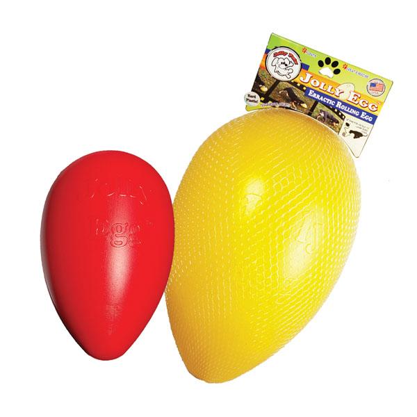Jolly Egg röd och gul