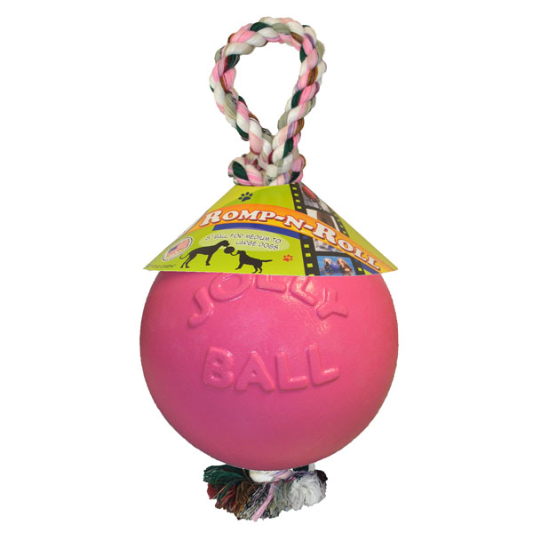 Romp-n-Roll boll rosa